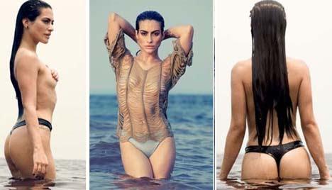 Fotos Da Playboy De Cleo Pires Vazam Na Inter