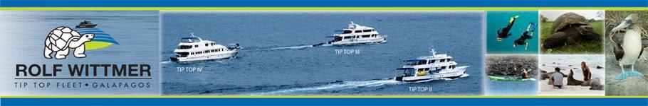 Rolf Wittmer Turismo - Galapagos Tip Top Fleet