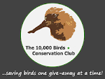 The 10,000 Birds Conservation Club