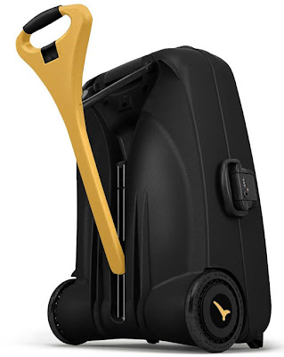 A Suitcase That Drags Itself
