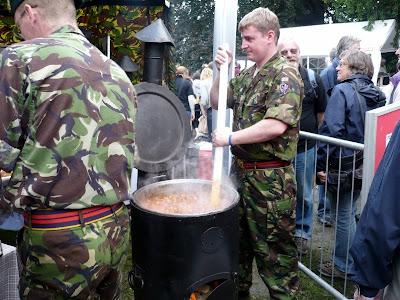 Army soup