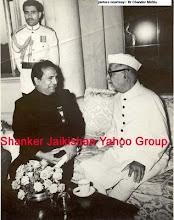 Padmashri Shankar (courtesy shanker Jaikishen.Yahoo Group