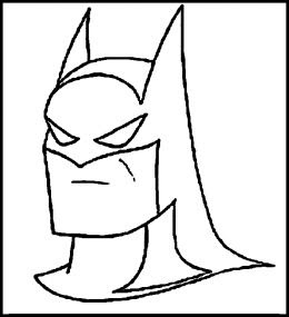 Batman Coloring Pages on Batman Coloring Pages
