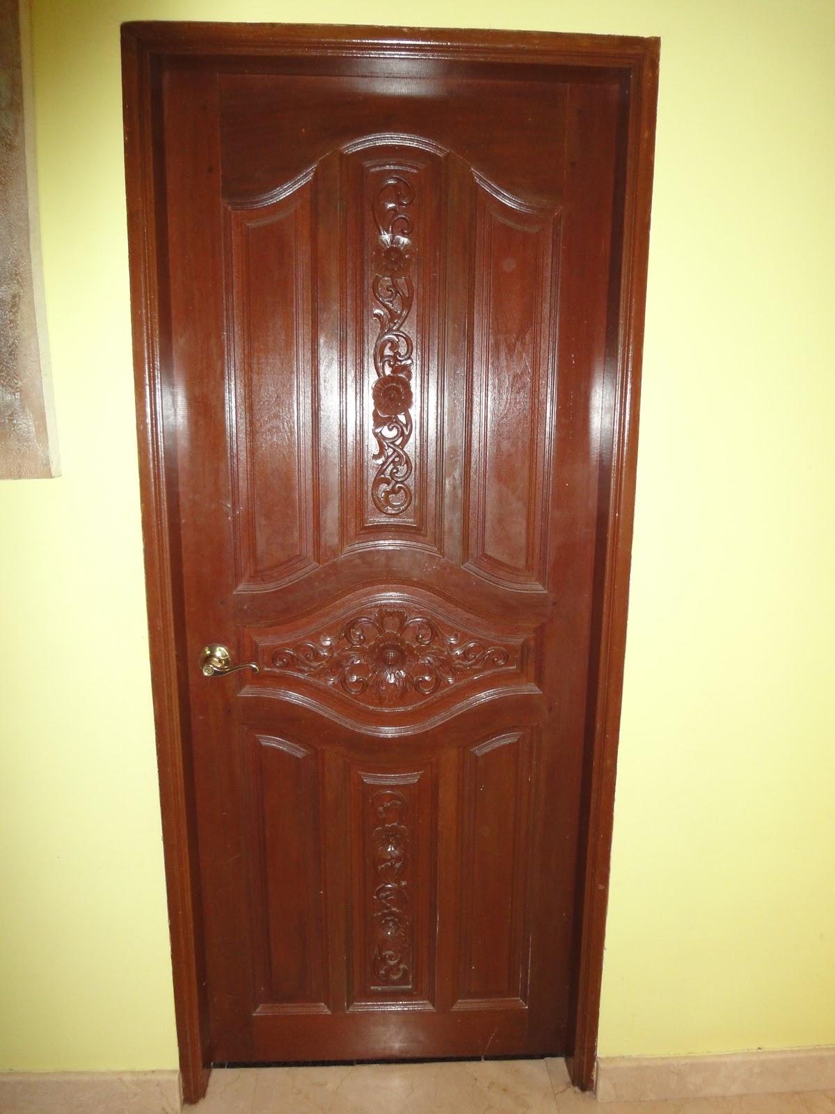 Harga Pintu Kayu