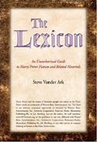 Cover of 'The Lexicon' via IPKat