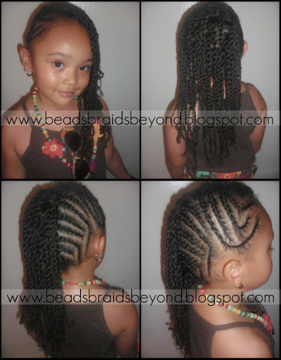 Twists Hairstyles on Into Sister Twists For Natural Hair   Curly Nikki   Natural Hair