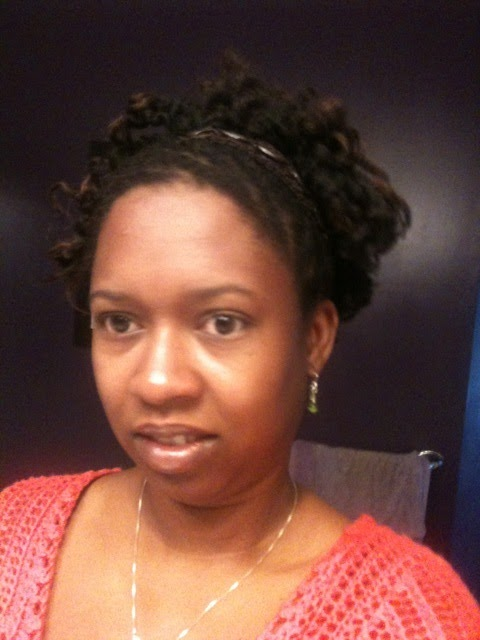 twist out hairstyles. Now I wear a twist-out or