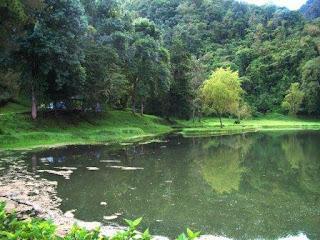 Parque Nacional Guaramacal. Venezuela. Turismo venezolanos extrangeros