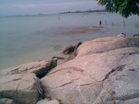 Tanjung Tinggi Beach Belitung