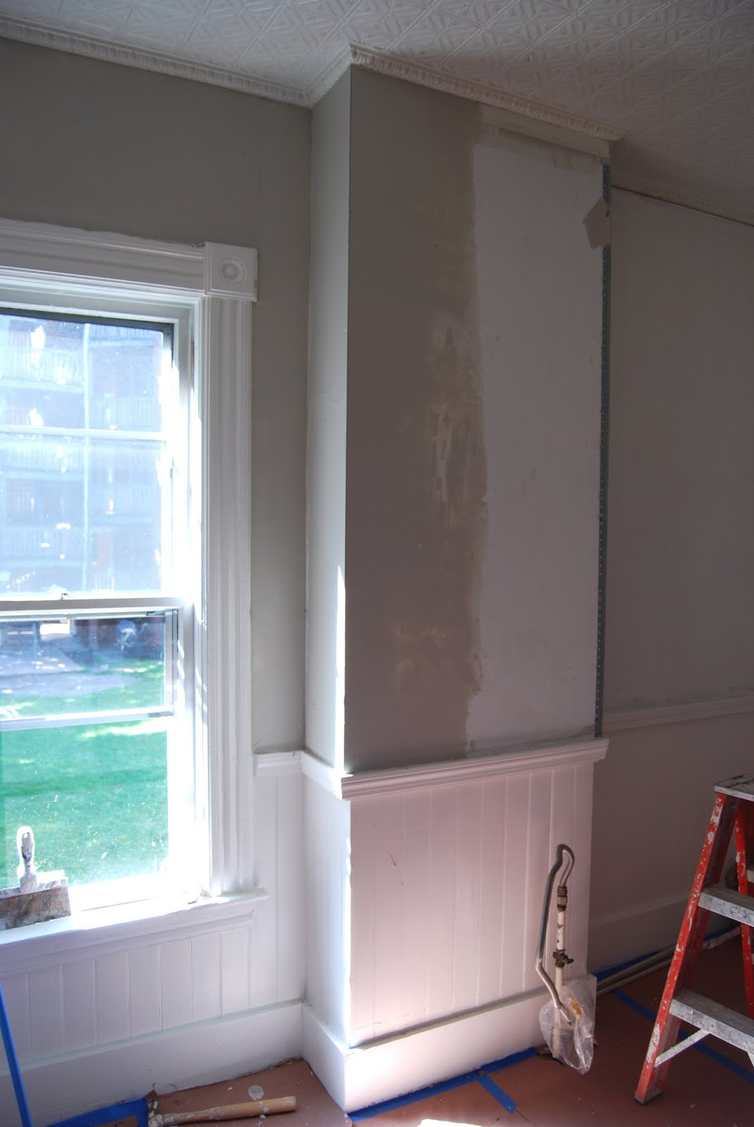 of removing wallpaper vs. skim coating over the wallpaper with wallboard