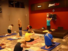 Yoga Bioenergético y Chi Kung