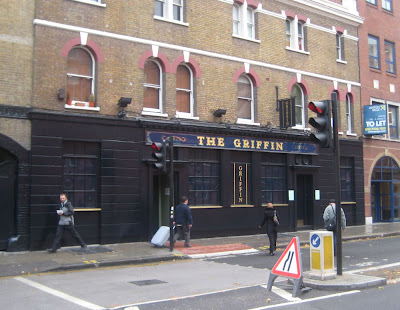 pub strip The griffin