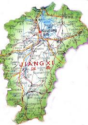 Provinz Jiangxi, China