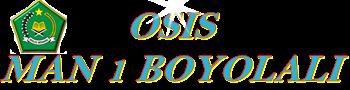 OSIS MAN 1 BOYOLALI
