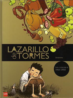 LIBRO ORIGINAL (Lazarillo de Tormes)