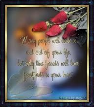Dikau Sahabat Teman Sejati