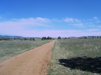 NEW SANTA FE TRAIL COLORADO SPRINGS