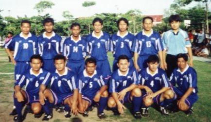 รองชนะเลิศฟุตบอล 7 คนประเภทหน่วยงาน