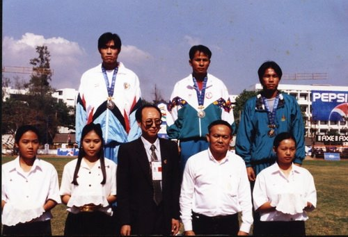 กีฬามหาวิทยาลัยแห่งประเทศไทย ( รามคำแหง)