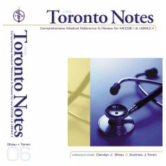 toronto notes