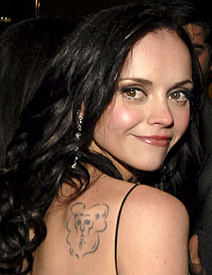 Female Celebrity Tattoos Nicole Richie. celebrity tattoos. at 4:29 AM