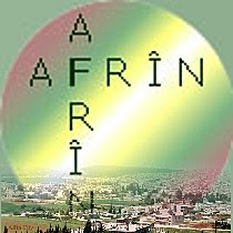 A logo for Afrin