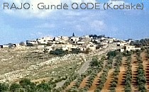 Village of QODA (KODE) near Rajo