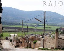 The town RAJO in Baylan-Height