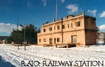 RAJO: The Railway Station