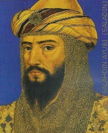 SALADIN (1137-1193) - Salaĥ-Dîn