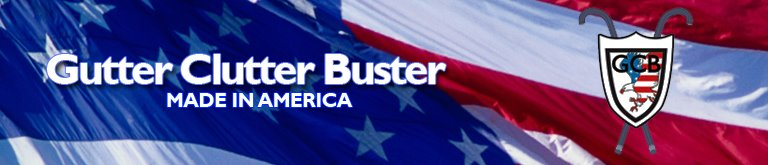 GUTTER CLUTTER BUSTER™: Best Gutter Cleaning Tool On Market Today