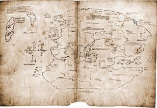 Mapa de Vinland