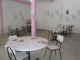 Exposição na Biblioteca Municipal