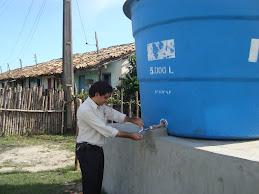 Água em São Roque e Ipiranga