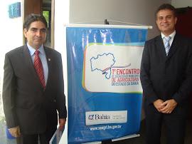 I Encontro de Secretários de Agricultura do Estado da Bahia