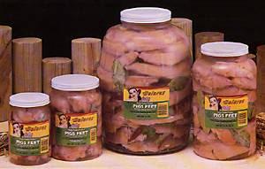 Pickled Pig Feet During Pregnancy