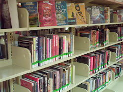 New Fiction Shelves
