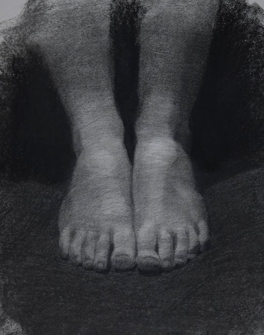Drawing Basics How To Draw A Foot