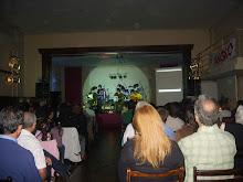 Inaguración del Tiempo es Arte  en Tacuarembó