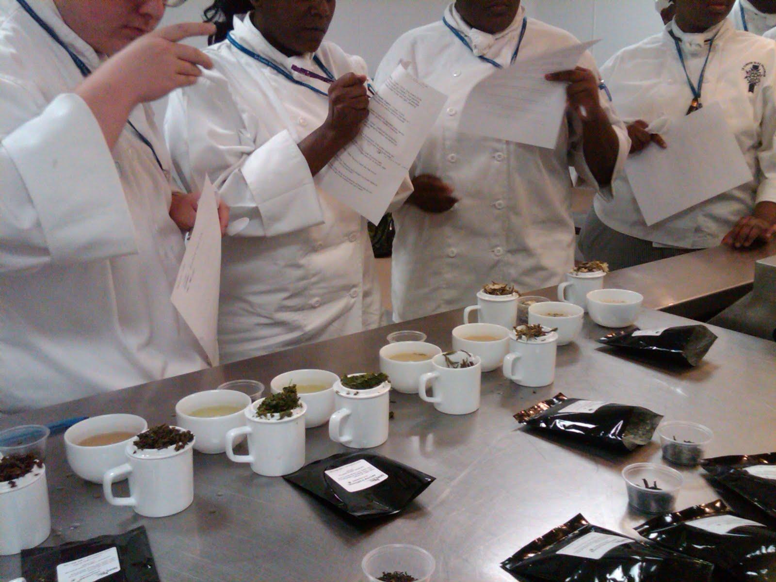lisaknowstea cooking with tea le cordon bleu. Black Bedroom Furniture Sets. Home Design Ideas