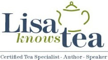 Lisa Knows Tea Website
