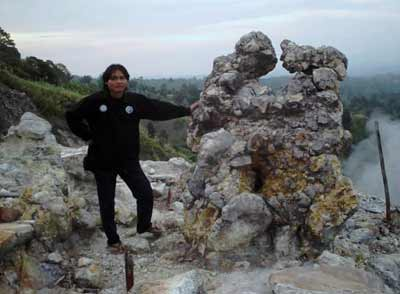 Batu Toar-Lumimuut - Kanonang