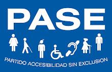 Sitio oficial PASE: