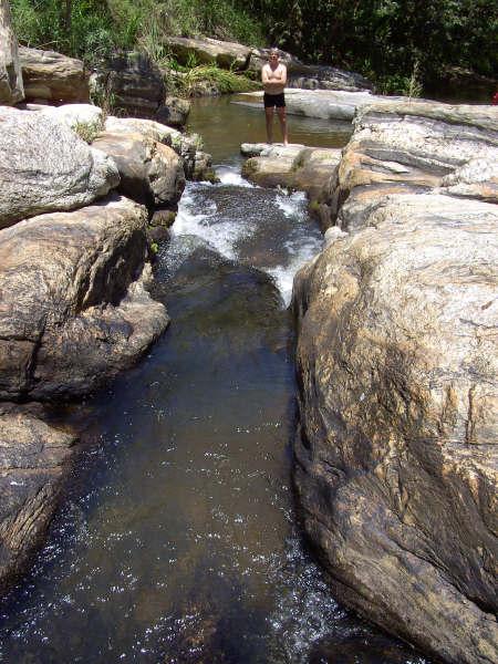 Cachoeira da fazenda 57