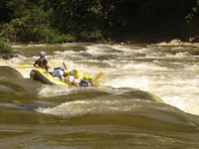 Rafting em Santa Rita de Jacutinga