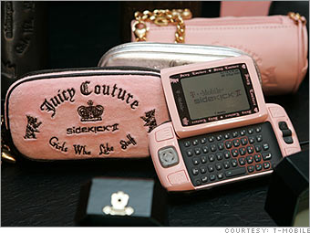THE CUTEST JUICY PHONE EVER!!!!