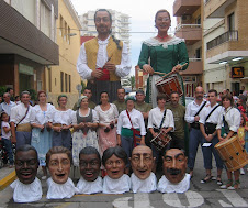 Colla de Gegants i Ball de Nans de Sueca