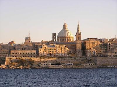 La Valletta, capital de Malta