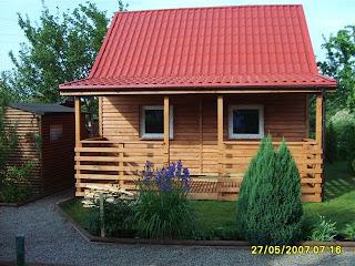 domy z drewna