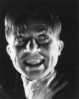 This is also Dwight Frye. I told you he's crazy. No, really, like he's actually a goddamn lunatic. Look at him.